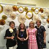 From left, Karen Donahue of Tyngsboro, and Priscilla Scannell, Joellen Scannell and Trish O'Donnell, all of Lowell
