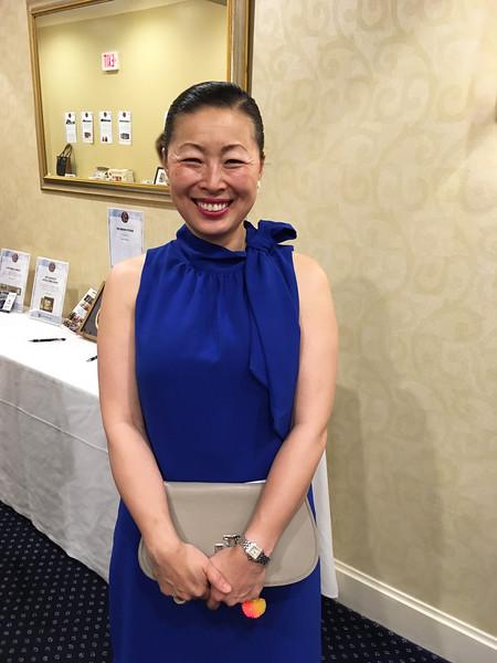 Yun-Ju Choi of Pelham