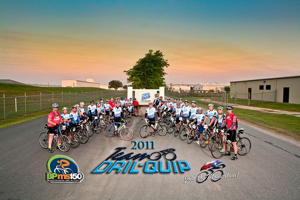 2011 Team Dril-Quip