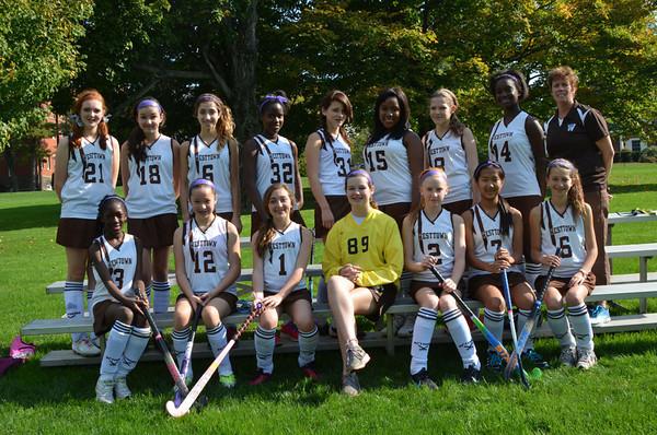 2012-13 Field Hockey