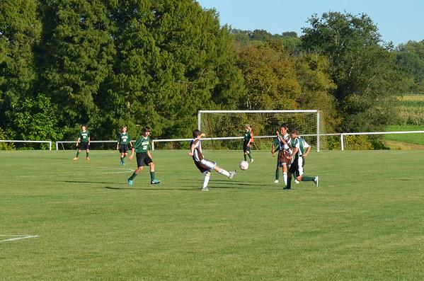 2014-09-26 MS Boys B Soccer vs Tower Hill