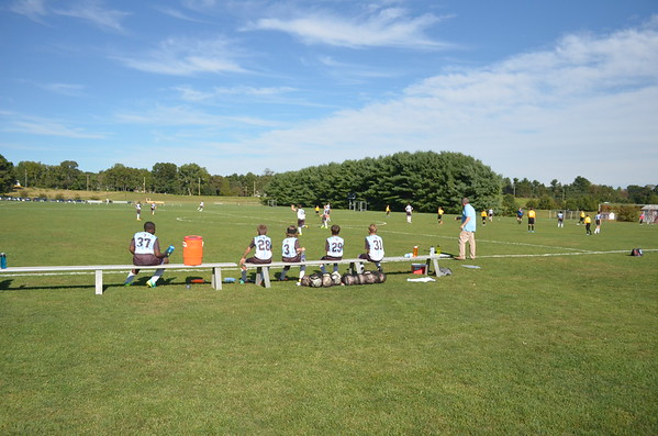 2016-09-27 Boys B Soccer vs Upland