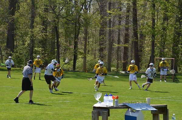 2013-04-25 MS Boys' Lacrosse v Upland