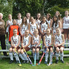 Middle School Girls' Field Hockey<br /> Fall 2010