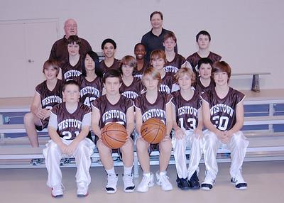 2010-2011 Winter MS Team Photos