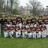 2015-2016  Middle School Boys' Baseball