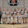 2016-2017 Middle School Girls' A Basketball