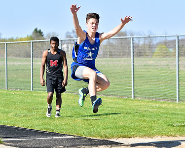 MS Beal City Track and Field Conference Meet