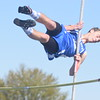 Beal City hosted Marion and McBain Northern Michigan Christian Monday, May, 8, 2017, in a Highland Conference double dual. MIPrepZone Photos by Nate Schneider.