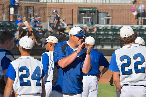 MS Beal City Wins Semifinal Baseball Playoff