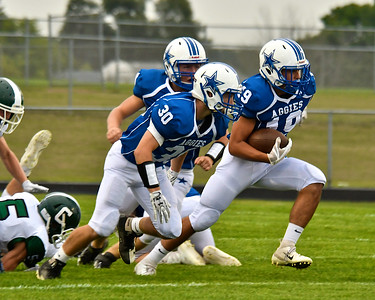 MS Beal City vs Clare Football