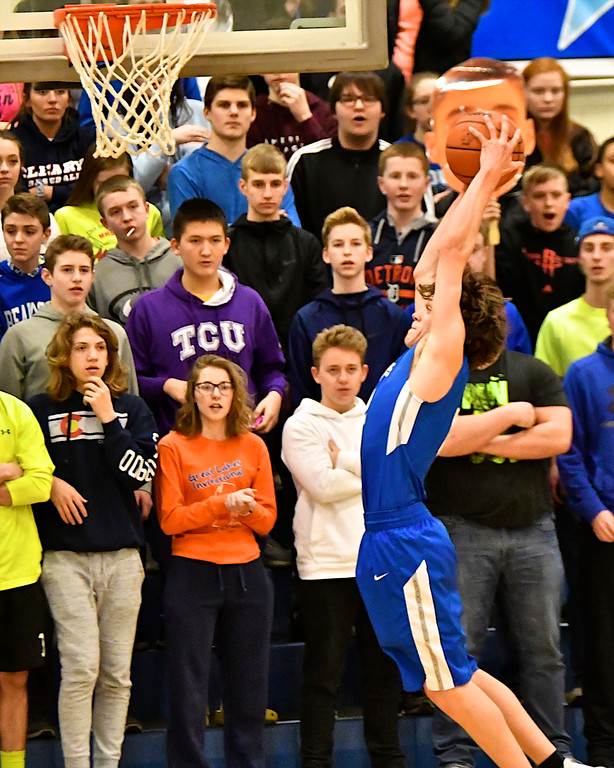 . Beal City took Mason County Central to overtime before falling 36-34 in the opening game of a Class C Regional Semifinal hosted by the Aggies Monday, March 12, 2018. (Sun photo gallery by Skip Traynor)
