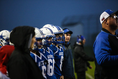 Beal City plays McBain for their homecoming game Friday, Oct. 5, 2018. Final 20-0 McBain. (PHOTOS BY KEN KADWELL--FOR MORNINGSUN.COM).
