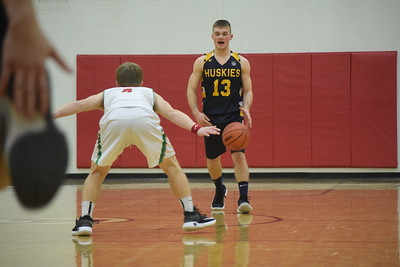 MS - Breckenridge at SHA boys basketball