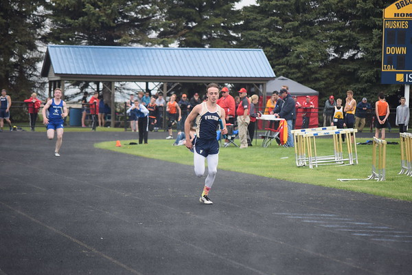 MS  - Breckenridge regional track