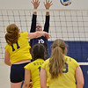 Breckenridge took down host Montabella in five sets Tuesday, Sept. 27, 2016.  (MIPrepZone photo gallery by Skip Traynor)