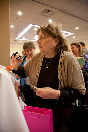 """""""The Fashion Fling""""  fashion show fund raiser for the MS Center at Holy Name Medical Center in Teaneck, NJ. The event was held at the Glenpointe Marriot in Teaneck, NJ.  4/29/12  Photo by Jeff Rhode/Holy Name Medical Center"""
