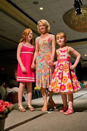"""The Fashion Fling""  fashion show fund raiser for the MS Center at Holy Name Medical Center in Teaneck, NJ. The event was held at the Glenpointe Marriot in Teaneck, NJ.  4/29/12  Photo by Jim Reilly"