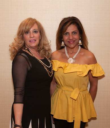 Holy Name Medical Center Foundation presents the 21st Annual Spring Fashion Fling, a luncheon, auction and fashion show to benefit the Holy Name Medical Center MS Center Sunday, April 29, 2018 at the Glenpointe Marriott • Teaneck, New Jersey. Photo by Eva Fazzari / Holy Name Medical Center