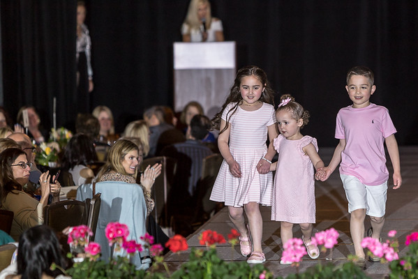 Holy Name Medical Center Foundation presents the 21st Annual Spring Fashion Fling, a luncheon, auction and fashion show to benefit the Holy Name Medical Center MS Center Sunday, April 29, 2018 at the Glenpointe Marriott • Teaneck, New Jersey. Photo by Sergio Gonzalez