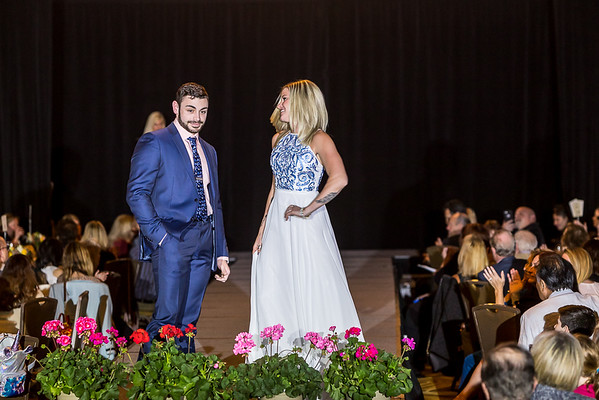 Holy Name Medical Center Foundation presents the 21st Annual Spring Fashion Fling, a luncheon, auction and fashion show to benefit the Holy Name Medical Center MS Center Sunday, April 29, 2018 at the Glenpointe Marriott • Teaneck, New Jersey. Photo by Sergio Gomez