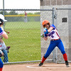 Chippewa Hills swept a doubleheader over visiting Big Rapids Friday, May 12, 2017.  (MIPrepZone photo gallery by Skip Traynor)