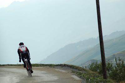 A the top of the world! @2006 Deirdre Moynihan (dmoynihan.smugmug.com )