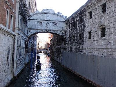 Wasn\'t this bridge in a Maddona video?
