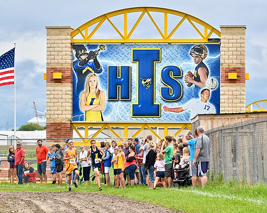MS Ithaca Invite Boys Cross Country