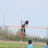 Breckenridge boys track won its first conference meet since 1995 at home Wednesday, April 26, 2017. MIPrepZone Photos by Nate Schneider.