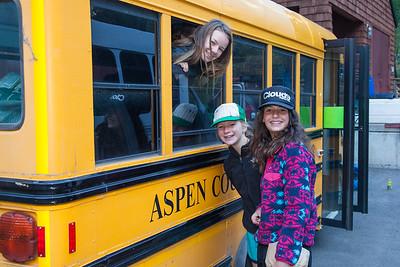 Middle School Outdoor Ed departure & various trips