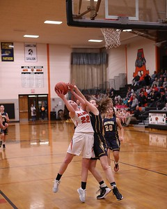 Alma nailed down a TVC Central win over Shepherd Tuesday. (Sun Photos by STEVE CHOVANEC)
