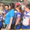 Chippewa Hills lost 2-0 to third-ranked Escanaba Saturday, June 10, 2017, in a Division 2 regional semifinal at Cadillac. MIPrepZone file photos by Nate Schneider.