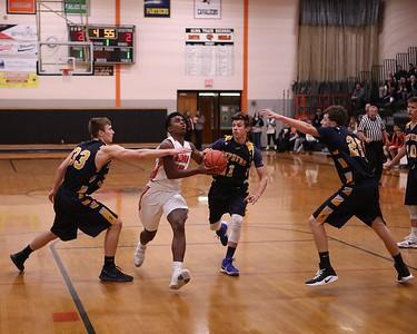 MS Shepherd vs Alma Boys Basketball
