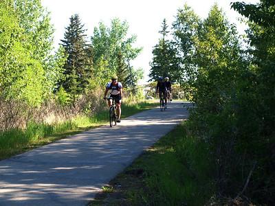 Rona MS Ride 2009 (Rob Gilgan)