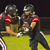 St. Louis and Beaverton finished four quarters of the teams' season opener in a 7-all tie with Beaverton pulling out the 13-7 win on the first try in overtime at St. Louis Thursday, Aug. 25, 2016.  (MIPrepZone photo gallery by Skip Traynor)