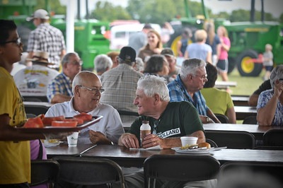 Families of all walks of life came together on Thursday for the 41st-annual Urban Rural Day in Gratiot County. (Sun photos by Paul Beroza)