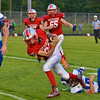Vestaburg ran out to a 29-0 lead over visiting Coleman at halftime and kept running on the Comets Friday, Sept. 9, 2016. (MIPrepZone photo gallery by Skip Traynor) Vestaburg ran out to a 29-0 lead over visiting Coleman at halftime and kept running Friday, Sept. 9, 2016. (MIPrepZone photo gallery by Skip Traynor)