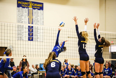 Beal City's , St. Louis and Mt. Pleasant Tuesday, Sept. 6, 2017. (PHOTOS BY KEN KADWELL--FOR MORNINGSUN.COM)
