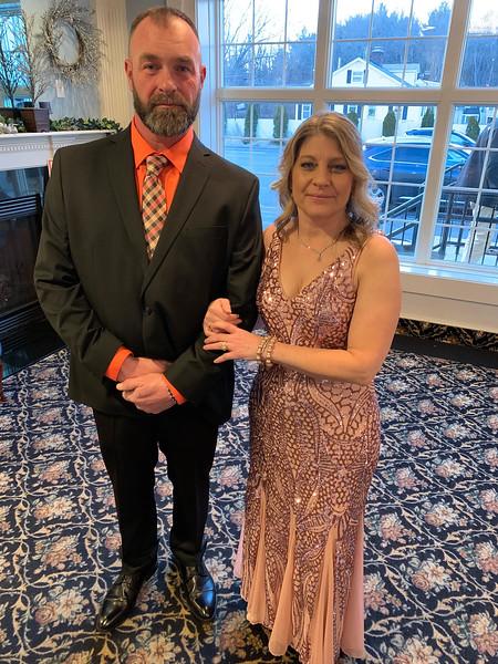Gary Peskovitz and Sandra Dubuque-Grimes, both of Lowell