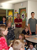 Middle School Robotics - 11/8/2010 Visits Mrs. Miller's Class