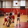 Girls 7th Grade Basketball - 10/13/2014 Orchard View