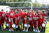Boys MS Football - 9/12/2012 Spring Lake