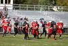 Boys MS Football - 9/26/2012 Grant