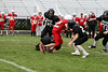 Boys 8th Grade Football - 10/20/2010 Newaygo