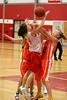 Middle School Girls Basketball 7 - 10/13/2010 Grant