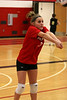 MS Girls Volleyball 8A - 2/17/2010 Tri-County
