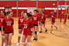 Girls 8th Grade Volleyball - 2/28/2011 Newaygo