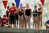 Middle School Coed Swimming - 1/5/2011 Ludington