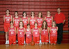 Girls 7th Grade Basketball - 2010-2011 - Fall Team Pictures (Lifetouch)